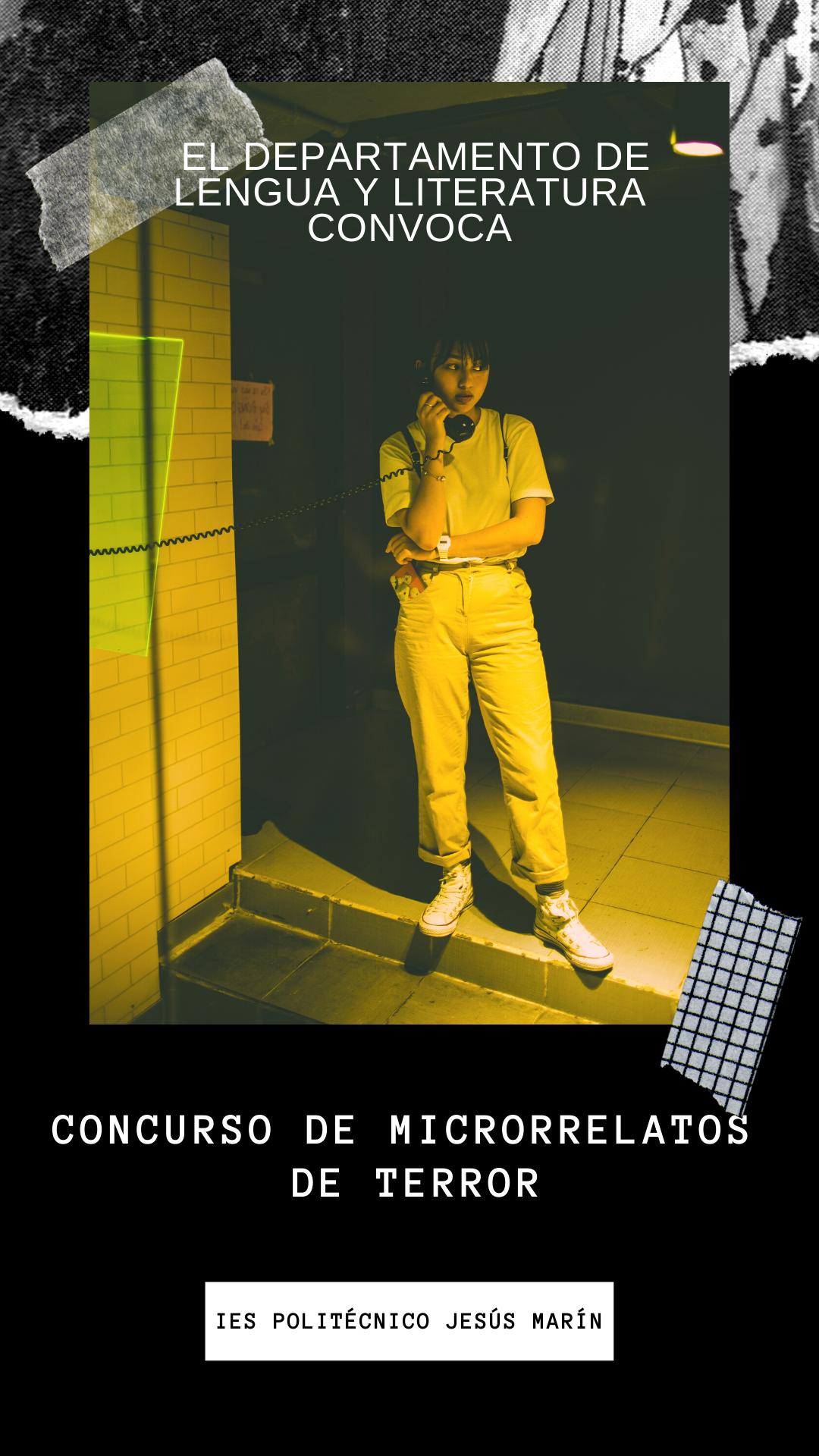 Imagen de la noticia: CONCURSO DE MICRORRELATOS